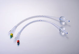 2-Way All Silicone Foley Catheter