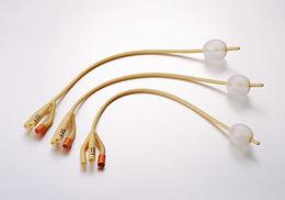 3-way Latex Foley Catheter