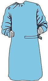 BVB Surgical Gown-Sterile