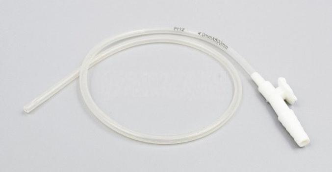 Silicone Suction Catheter