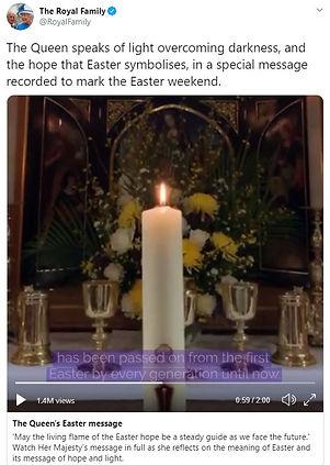 12 april 2020 - Virtuele koren