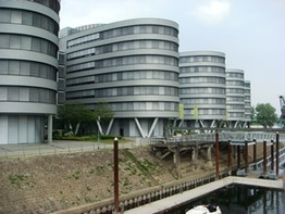 Duisburg Five Boats