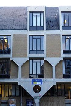 16 mei 2020 - Louvain-la-Neuve, de Nieuwe Stad