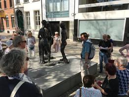 Mechelen 3 gratiën Wynants Lange Schipstraat