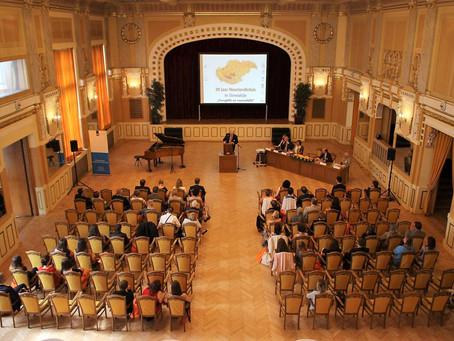 Bratislava notitie 5 - Het Jubileumjaar 2016
