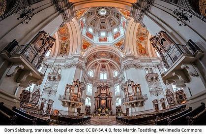 Dom Salzburg interior foto Martin Toedtl