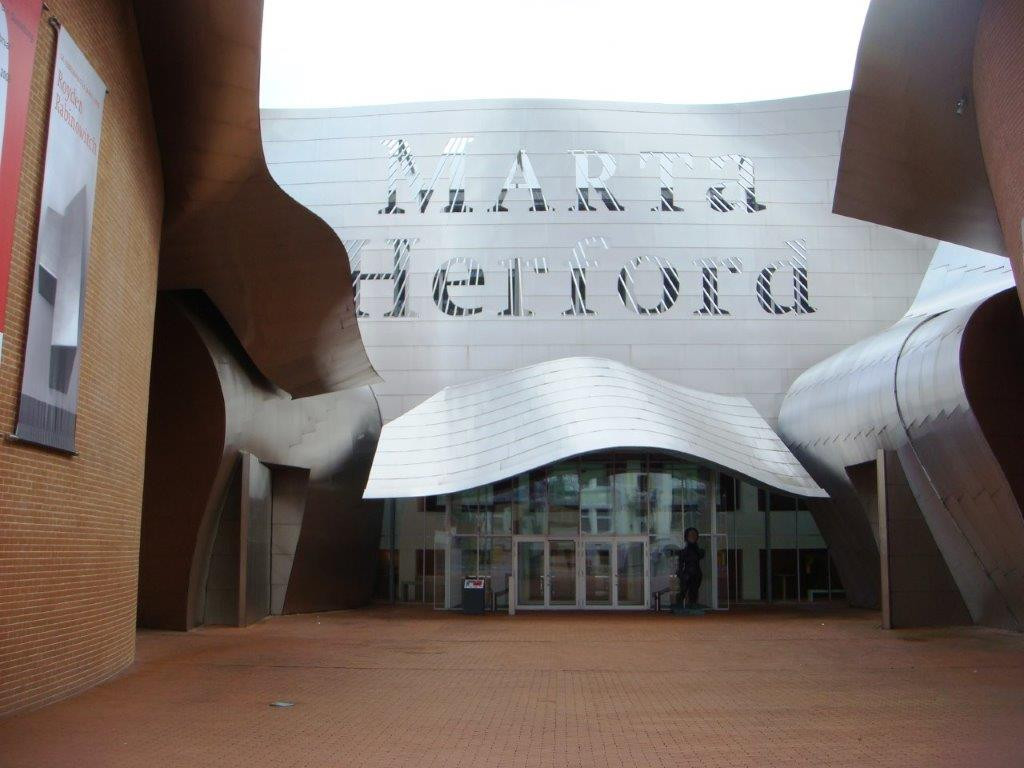 Herford Marta Museum