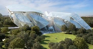 Fondation Louis Vuitton - Frank Gehry