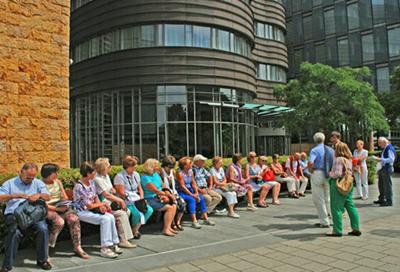 Forum, Roeskenslaan, Zuidas