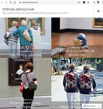 28 mei 2020 - Toevalligheden in een museum - Stefan Draschan