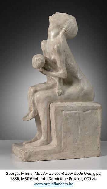 Georges Minne Moeder beweent haar kind MSK Gent 2.jpg