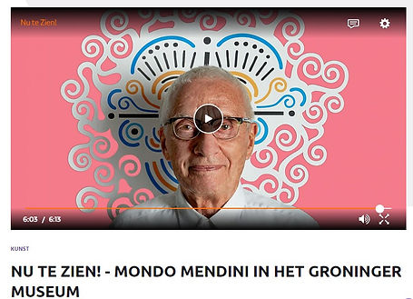 10 juni 2020 - Mono Mendini in Groningen