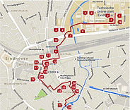 Virtuele architectuurwandeling in Eindhoven