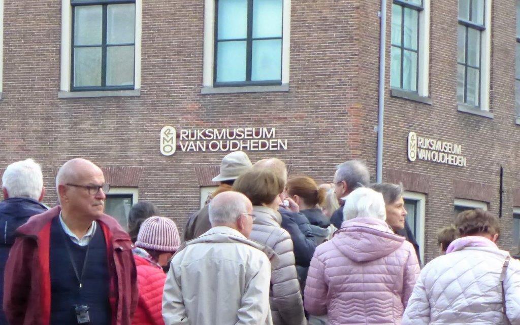 Leiden Rijksmuseum voor Oudheden