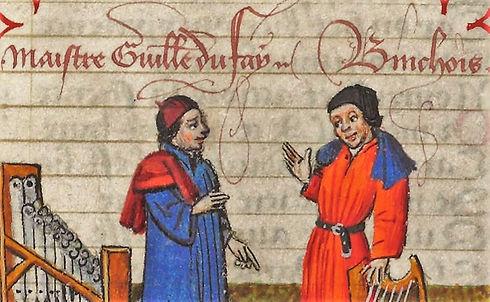 Binchois en Dufay BnF 12476 98r detail B