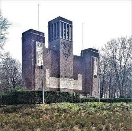 3 april 2020 - Belgenmonument in Amersfoort