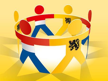 SAMENWERKEN LOONT - Troeven voor de Lage Landen - Colloquium zat 1 dec '18
