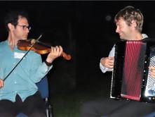 Terugblik Damast Duo in de Baarbeekhoeve - 3 sept 2021