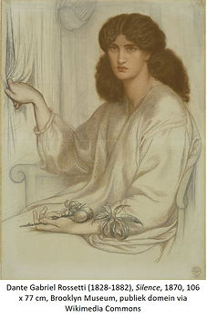 Rossetti Silence Wikimedia Commons.jpg