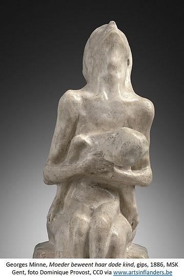 Georges Minne Moeder beweent haar kind MSK Gent.jpg