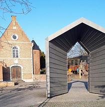 Finally home, schuilkapel van kunstenaar-designer Roel Vandebeek