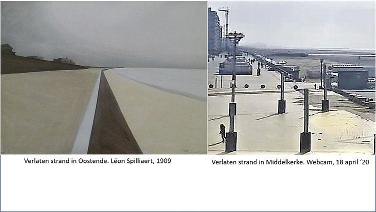 18 april 2020 - Léon Spilliaert