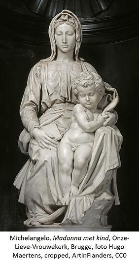 Madonna Michelangelo OLV kerk Brugge ArtinFlanders CC0 txt.jpg