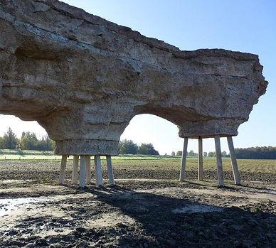 21 juni 2020 - Land Art in Flevoland