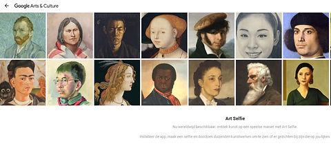 19 mei 2020 - In de wolken met Google Arts & Culture