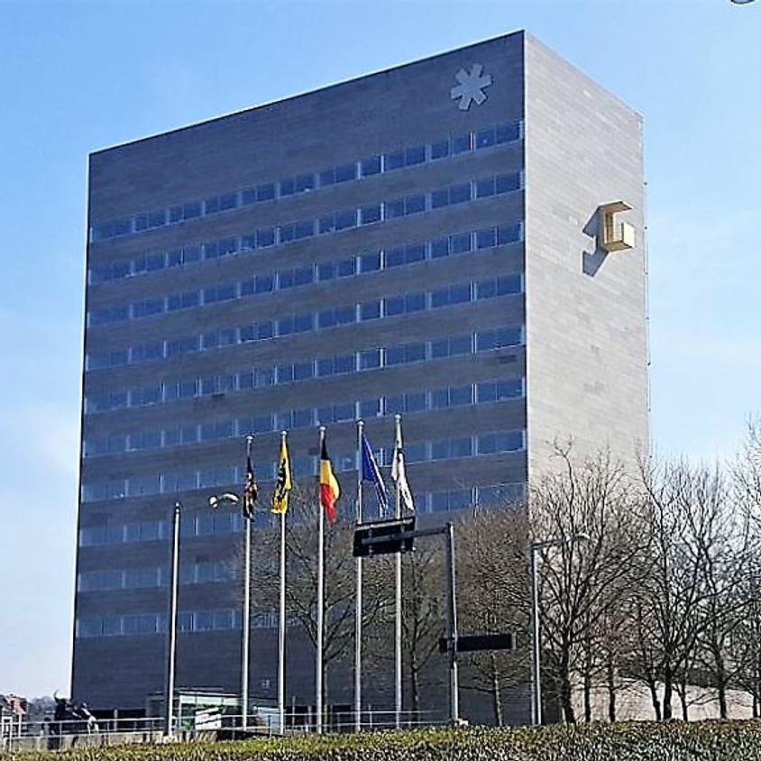 Vrijdag 6 dec., Jan Smets, Provinciehuis Leuven