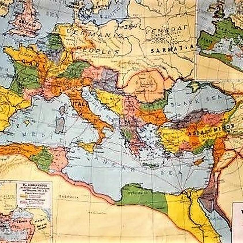vrijdag 1 maart, Piet Boes, Val West-Romeinse Rijk