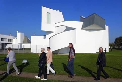 Vitra, Frank Gehry