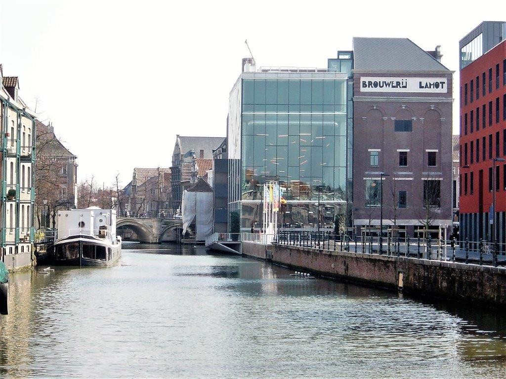 Mechelen Lamot site