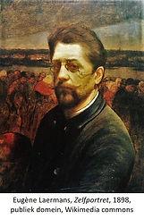 Eugène Laermans zelfportret.jpg