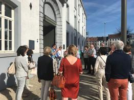 Mechelen Memoriaal Kazerne Dossinkazerne