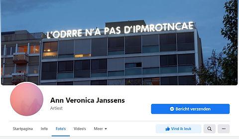 7 juni 2020 - Ann Veronica Janssens in Louisiana.dk