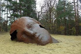The Giant Sculpture, van Gijs Van Vaerenbergh