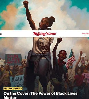 18 juni 2020 - The Power of Black Lives Matter