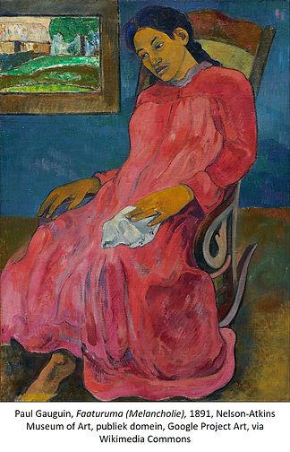 555px-Paul_Gauguin_-_Faaturuma_(Melancholic)_-_Google_Art_Project txt.jpg