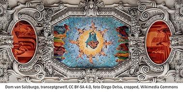 Dom Salzburg transeptgewelf foto Diego D