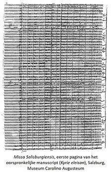 Missa Salisburgiensis manuscript i.jpg