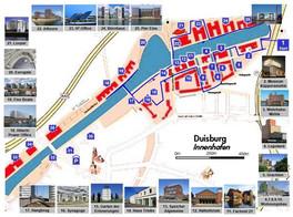 Wandeling Duisburg