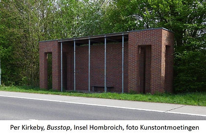 Per Kirkeby Busstop Insel Hombroich foto Kunstontmoetingen.jpg