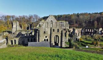Villers-la-Ville, abdijsite