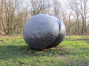 Kunst, natuur en architectuur in Sart Tilman