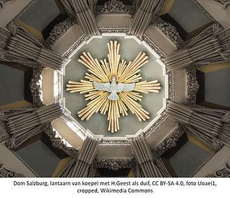 Dom Salzburg lantaarn koepel foto Uoaei.