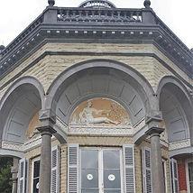 Paviljoen 'De Notelaer', gehucht Buitenland en kasteel d'Ursel, 3 pareltjes langs de Schelde