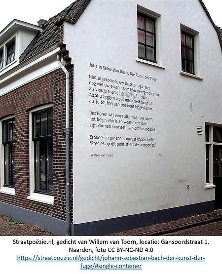 Straatpoezie.nl Naarden Fuga Bach.jpg