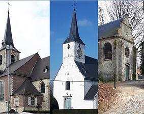 Drie kerkenwandeling in de Brabantse Kouters