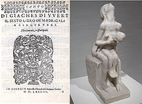 VOX IN RAMA,  GIACHES DE WERT  en  GEORGE MINNE